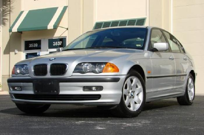 $8,495 OBO 2001 BMW 325i Silver Guaranteed Credit Approval
