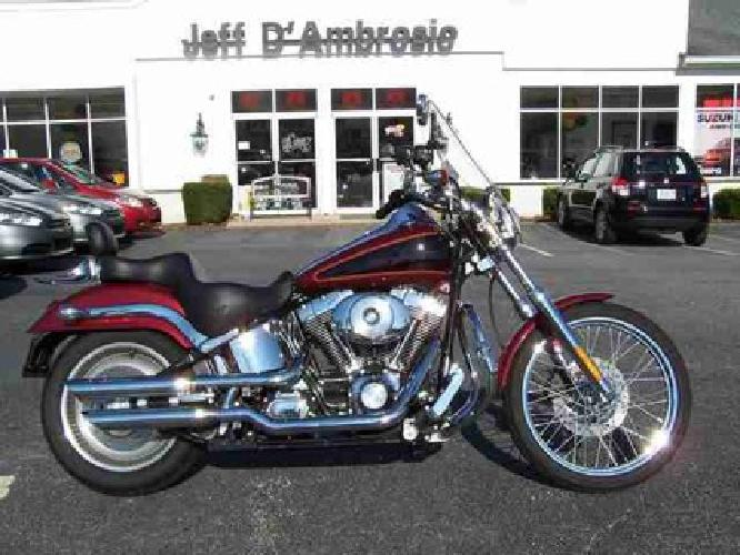 $8,495 Used 2000 Harley Davidson Deuce Softail for sale.