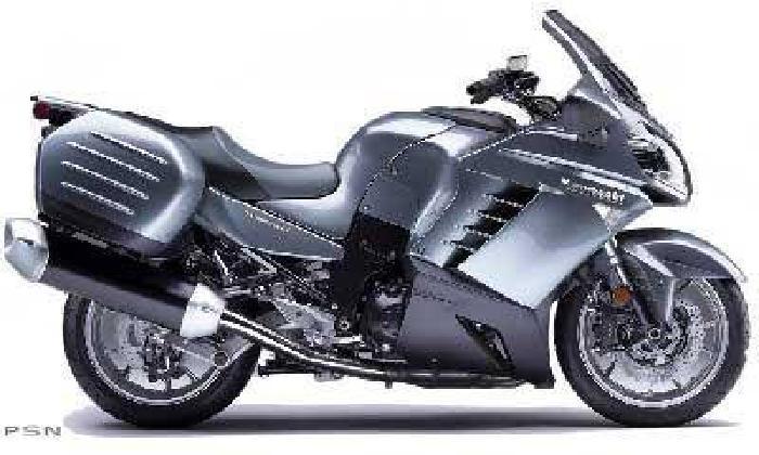 $8,499 2008 Kawasaki Concours 14 ABS -