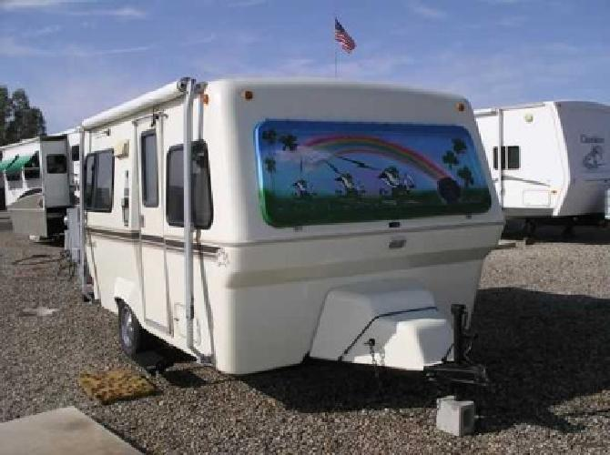 Wonderful Back To Back RV Parking At The Jantzen Beach RV Park