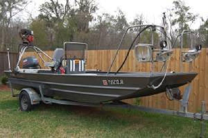 8 500 2002 flounder rig for sale in houston texas for Flounder boat air motor