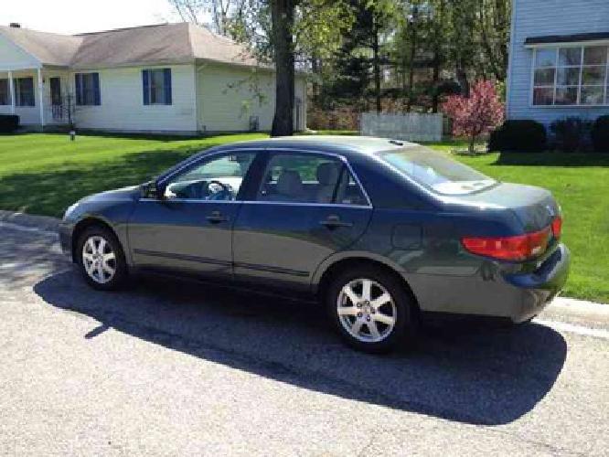 $8,500 2005 Honda Accord EX Sedan 4D