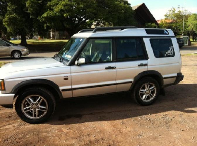 $8,500 PRICE REDUCED 2004 Land Rover Discovery