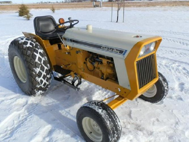 $8,550 Tractor