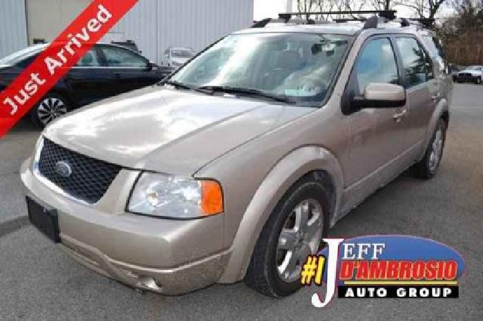 $8,795 2005 Ford Freestyle Limited