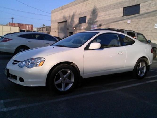 $8,800 04 ACURA RSX Manual stick shift By Original Owner