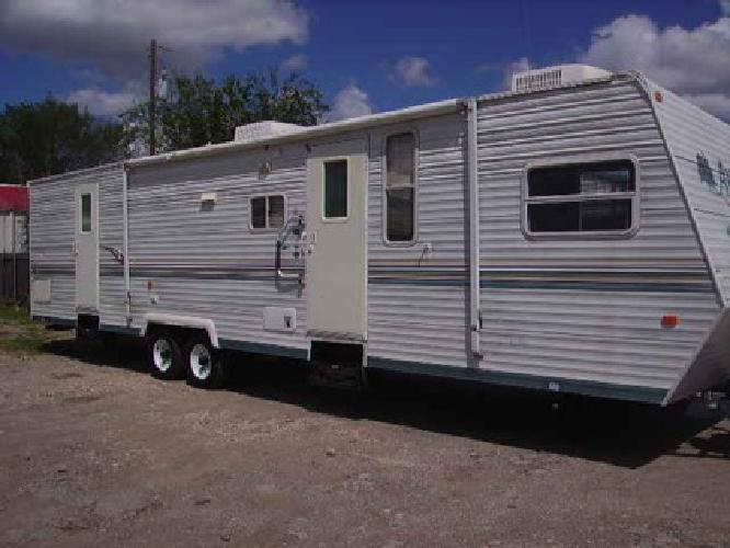 used mobile homes tulsa with 880004 Aljo 37ft Travel Trailer Slide Out 2ac Sleeps6 Rear Bed Nice Dallas Tx 18780850 on Modular Homes For Rent In Texas in addition 1456609865 additionally 3733726608 likewise Manufactured Repo Homes additionally All Hail Pat St John On 40 Years In New York Radio.