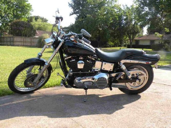 Dyna Motorcycles For Sale Austin Tx >> $8,800 1995 Harley Davidson Dyne Wide Glide for sale in Deer Park, Texas Classified ...