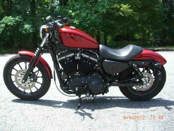 Sportster For Sale Macon Ga >> $8,900 2012 Harley Davidson Sportster Iron 883 - 600k Miles - Brand New for sale in Marietta ...