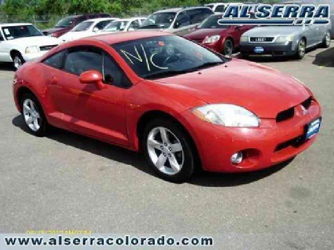 $8,901 2007 Mitsubishi Eclipse GS