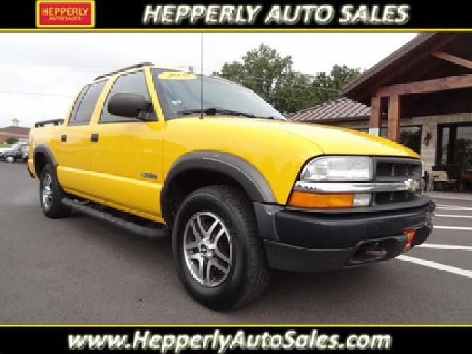 $8,950 Chevrolet S-10