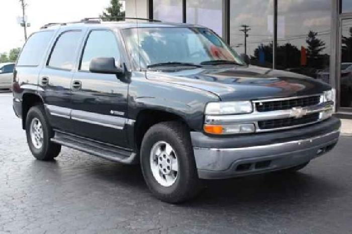 $8,980 Used 2003 Chevrolet Tahoe for sale.
