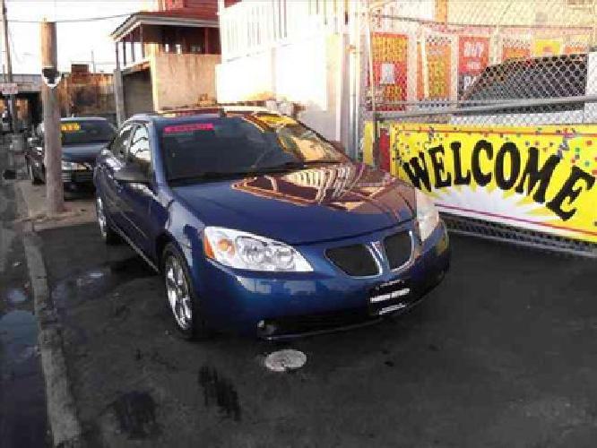 $8,995 2005 Pontiac G6 GT