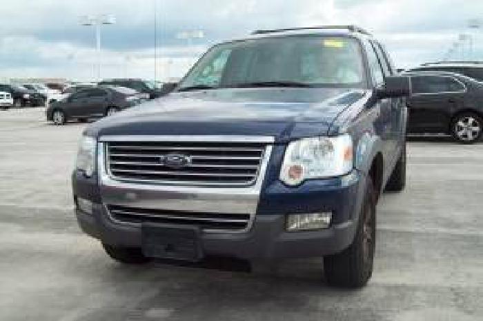9992006 Ford Explorer Xlt