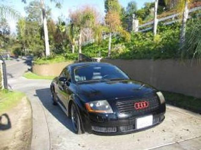 $8,999 OBO ******** 2002 Audi TT 1.8t ******