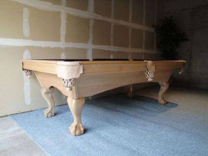 Brunswick Pool Table INCLS PROF DELIVERY SETUP Bothell For - Brunswick bradford pool table