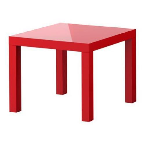 $8 Ikea Lack Side Table