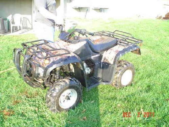 $900 2009 250cc Cool Sport-low miles-always been taken care of