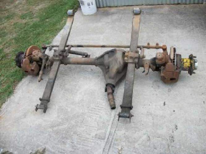 $900 Dana 60 1 Ton Front Axle (Conneautville Pa.)