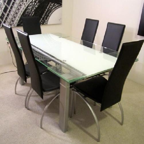 Bon $900 Dining Room Table U0026 Chairs From Dania