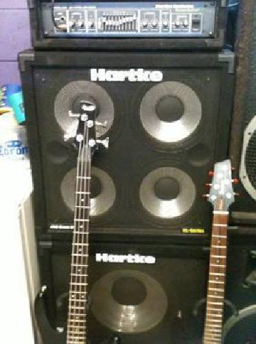 $900 hartke bass amp