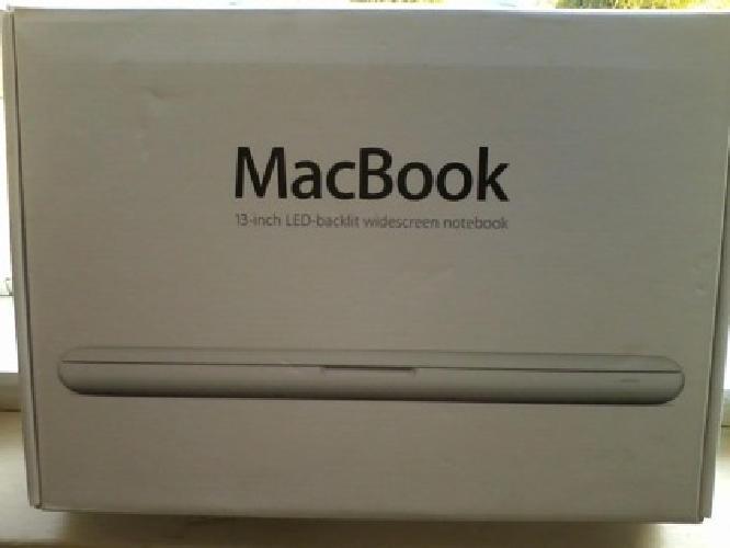 $900 MacBook 13 in' Widescreen Notebook - New in Box