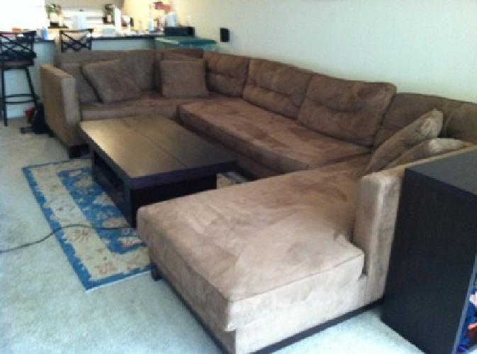 900 Obo Large Sectional Sofa For Sale In Arlington