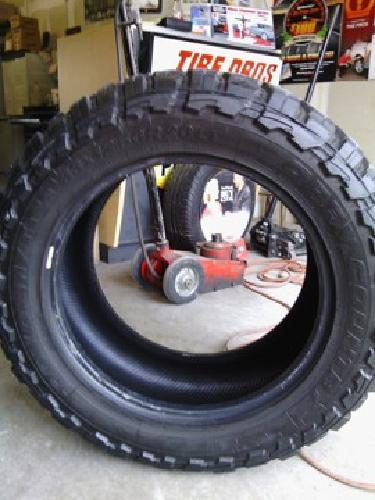 $900 OBO Toyo Open Country Lt 33x12.50x20 New Take-Offs