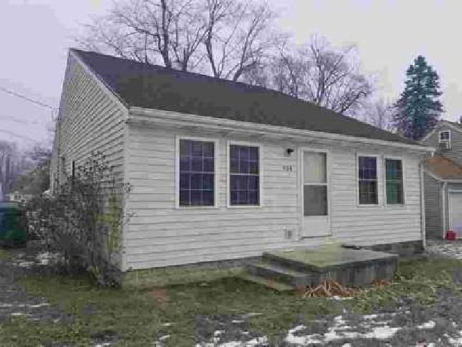 908 E 26th Street Muncie, Three BR, One BA home.