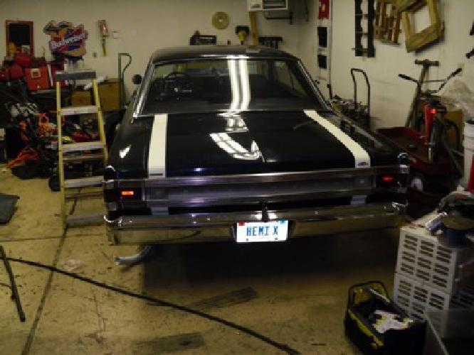 $91,500 1967 Plymouth GTX Hemi