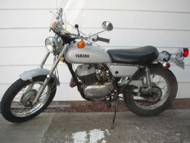925 1972 yamaha rt1 motorcycle for sale in great falls