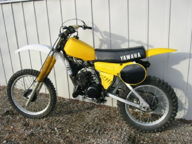 Dirt Bikes Yamaha For Sale Yamaha YZ Rare