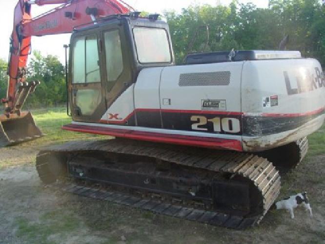$93,000 OBO 2007 Linkbelt XT 210 X2 Trackhoe