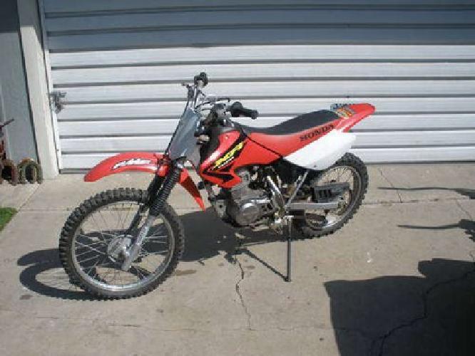 950 2003 honda 100cc dirt bike for sale in long beach california classified. Black Bedroom Furniture Sets. Home Design Ideas