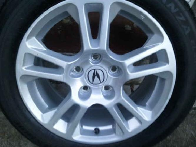 Acura on Bought New Rims For Acura Selling Stock Ones  They Came Off Xxxx Acura