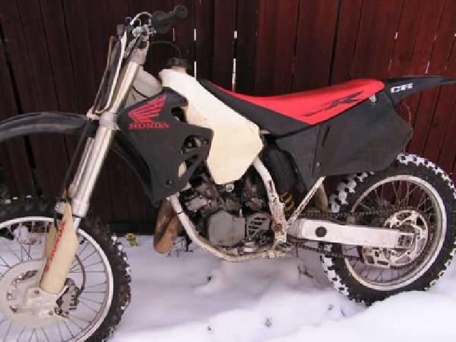 Bikes For Sale In Green Bay Wi Honda CR Dirt Bike