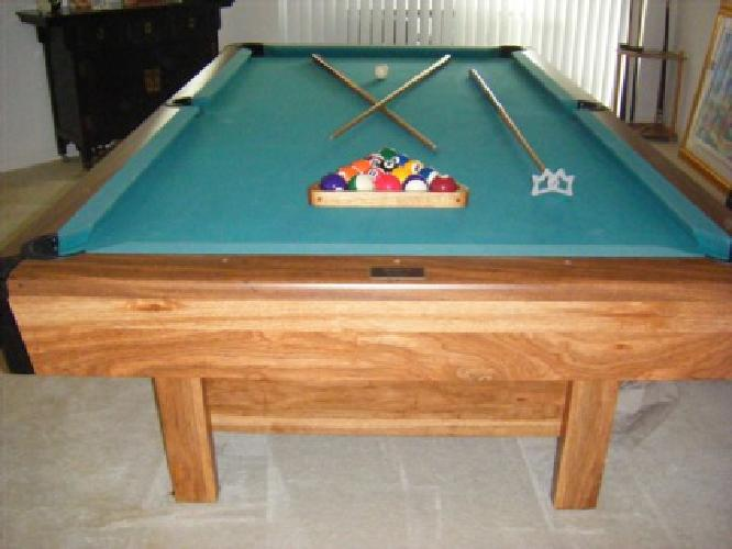 OBO Bristol II By Brunswick Pool Table For Sale In Port Saint - Brunswick bristol ii pool table