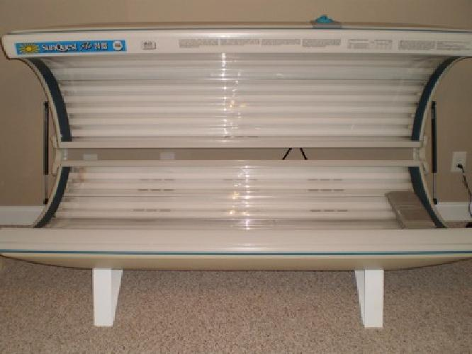 950 Obo Sunquest Pro 24rs Personal Tanning Bed Vgc For
