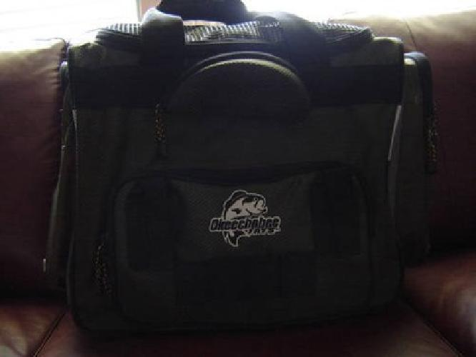 $95 Okeechobee Fats Tackle Bag with Lures