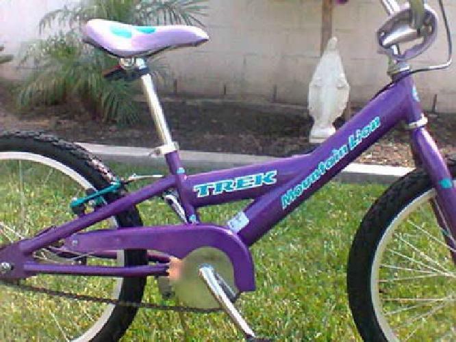38838739213 Trek mountain lion girls inch bike for sale jpg 424x318 20 inch bike girls  trek