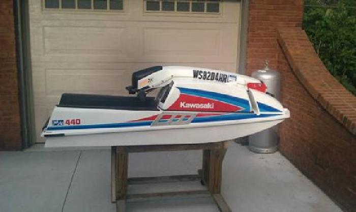 Kawasaki Stand Up Jet Ski Parts West Coast