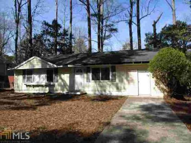 978 Vintonwoods Dr Forest Park, Nice Three BR/One BA home