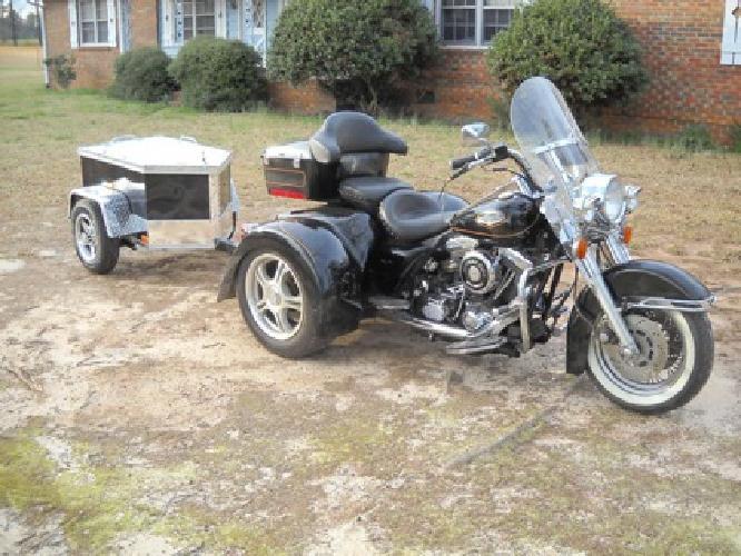 98 Harley Davidson Road King Fci Trike