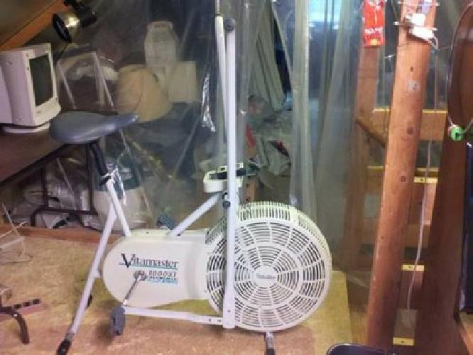 98 Stationary Exercise Bike Vitamaster 1000xt Like