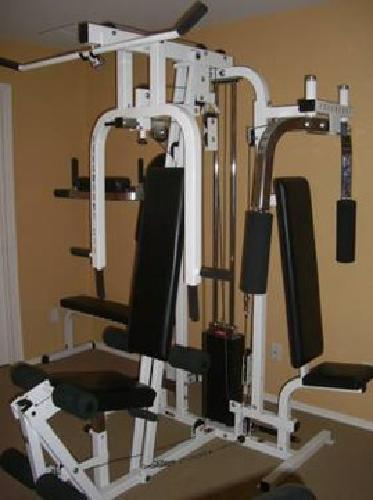 995 paramount ctx home gym  don't go to the gym make