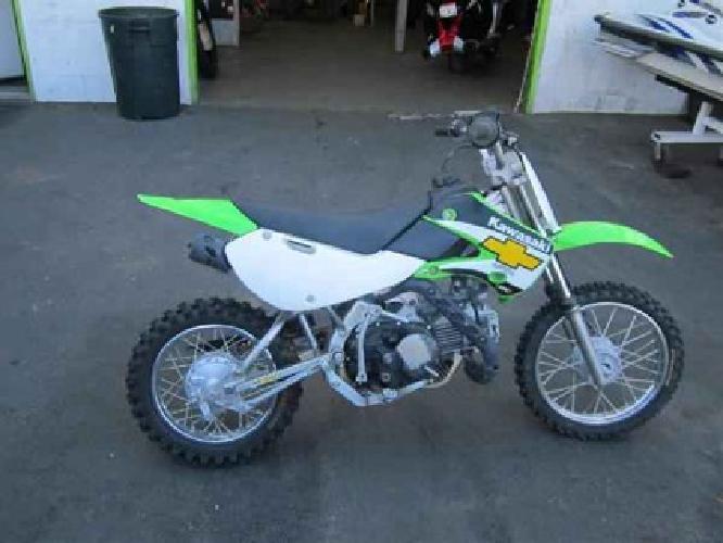 $999 2007 Kawasaki KLX 110 -