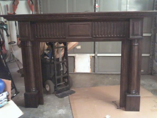 $999 Fireplace Mantel