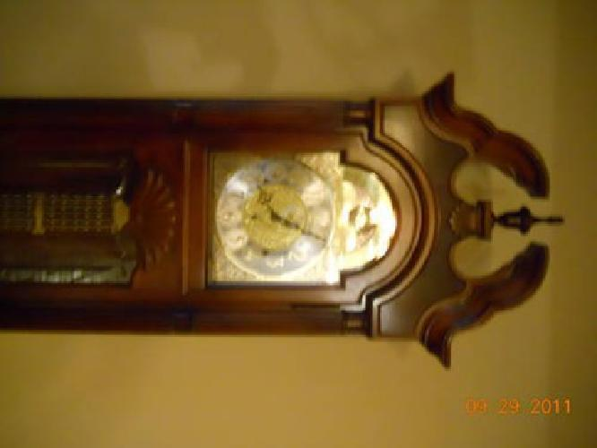 999 Henry Miller Landsbury Grandfather Clock For Sale In Gulfport Mississippi Classified