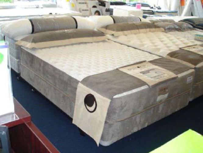 $999 RESTONIC LATEX FIRM OR PLUSH MATTRESSES FED WAY