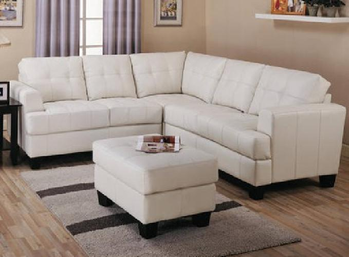 999 White Leather Sectional Sale Sofa Sectional On Sale